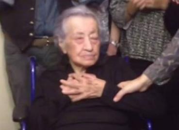 Morta nel sonno a Canicattì la maestra Dedè: doveva compiere 114 anni