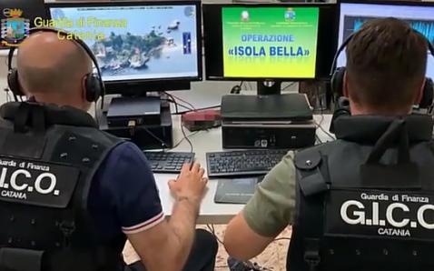Decimato il clan Cintorino, 31 arresti tra Calatabiano e Taormina per mafia