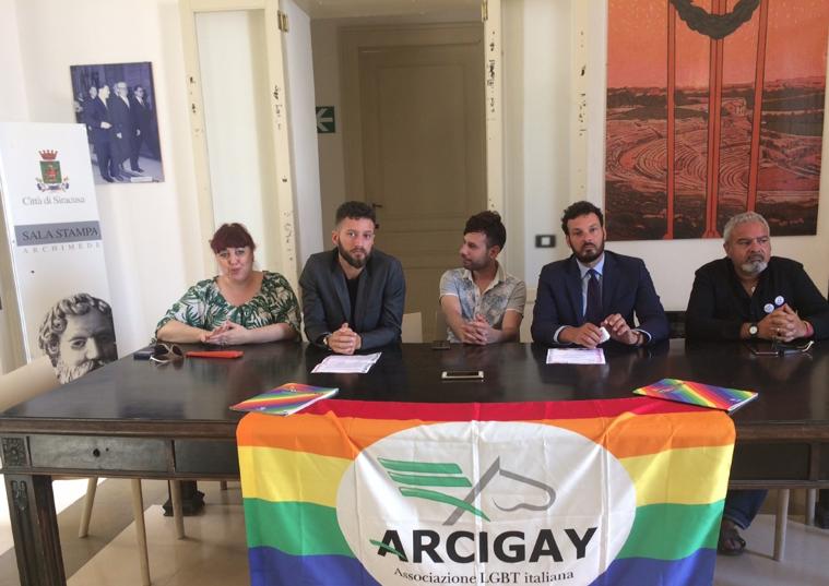 Presentato Siracusa Pride 2019: si manifesta pure per la giustizia sociale