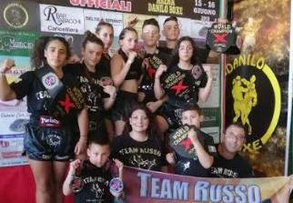 Fighter Champions, a Roma atleti dell'Asd di Floridia fanno incetta di medaglie