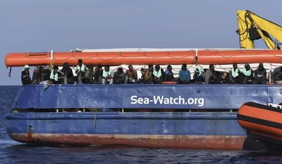 Strasburgo respinge ricorso Sea Watch: i migranti non entrano a Lampedusa