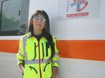 Bimba di Alcamo rischia di soffocare, salvata da un'operatrice del 118