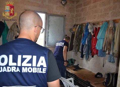 Vittoria, sfruttavano migranti in attesa di asilo: due persone denunciate
