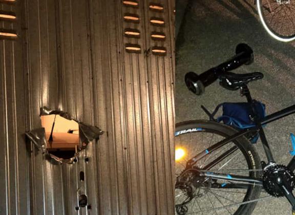 Lentini, tentano di rubare nei box di un condominio: due in carcere