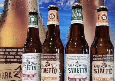 Birrificio Messina lancia sul mercato nazionale le Birre dello Stretto