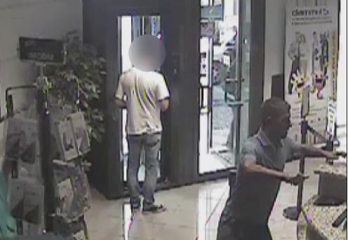 Rapine a banca e Poste a Termini Imerese, arrestati due palermitani