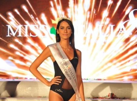 La cosentina Anna Alfieri eletta Miss Calabria 2019