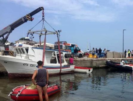 Sub disperso a Isola delle Femmine,  a Palermo proseguono ricerche