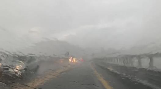 Pioggia, vento e grandine: nubifragio si abbatte su Enna