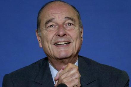 E' morto a Parigi l'ex presidente della Repubblica Jacques Cirac