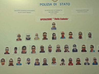Da Gela a Brescia, la mafia in giacca e cravatta: 102 stiddari arrestati