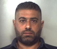 Catania, arrestato un 'corriere' in viale Kennedy con 6 chili di cocaina