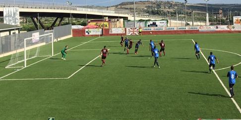 Il Rosolini batte il Santa Croce nell'andata degli ottavi di Coppa Italia per 2 - 1