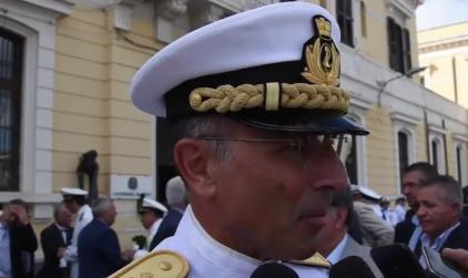 Russo nuovo comandante Capitaneria di Porto di Catania