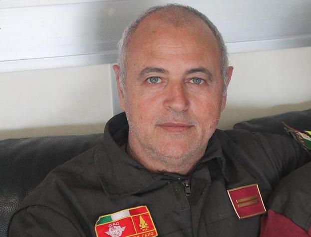 Il cordoglio dei pompieri di Agrigento per i  2 poliziotti uccisi a Trieste
