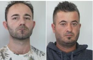 Catania, bloccati a San Gregorio con 70 chili di 'fumo': due arresti