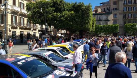 Palermo, presentata la Targa Florio classica 2019: sarà dedicata a Camilleri