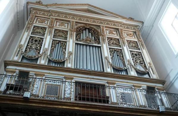 Topi danneggiano organo abbazia nel Palermitano: ora raccolta di fondi