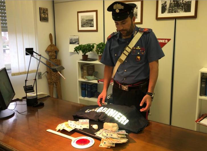 Modica, presi alla rotonda di Piano Ceci con la cocaina: due arresti