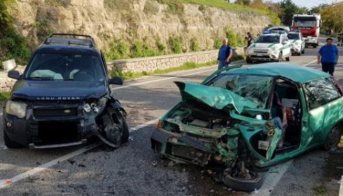 Donna di Giarratana muore in un incidente stradale a Chiaramonte Gulfi