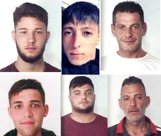 Catania, operazione antidroga nel quartiere di Picanello: 12 arresti