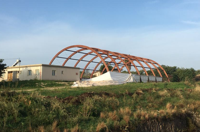 Rosolini, una città alluvionata: gravi danni a due strutture sportive
