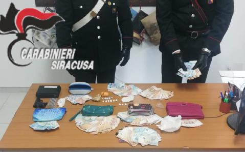 Operazione antidroga a Rosolini, 7  arresti ma soltanto tre vanno in carcere