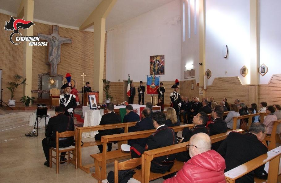Avola, ricordato il brigadiere Coletta, vittima della strage di Nassirya