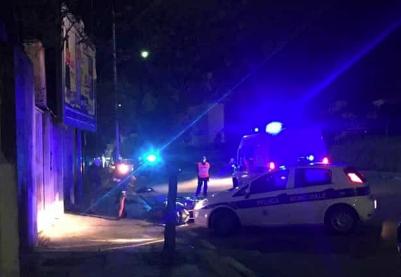 Incidente autonomo a Palermo, motociclista cade dalla moto e muore