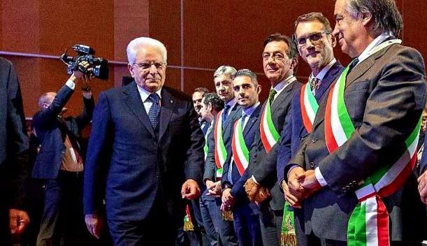 """Mattarella sul disastro a Venezia: """"Ritardi non più accettabili"""""""