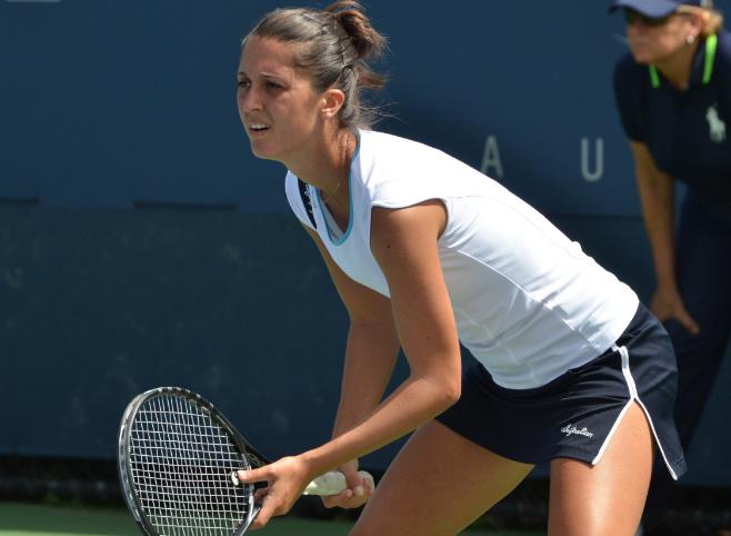 La pioggia a Solarino ferma la finalissima del torneo internazionale femminile di tennis