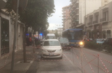 Incidente a Siracusa in corso Gelone, studentessa finisce in ospedale