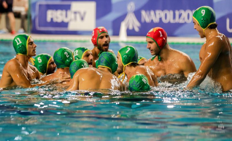 Pallanuoto, tutto facile per l'Ortigia a Napoli: battuta la Canottieri (8 - 11)