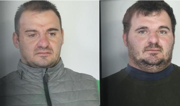 Bloccati a Catania prima di commettere un reato: presi due fratelli gemelli