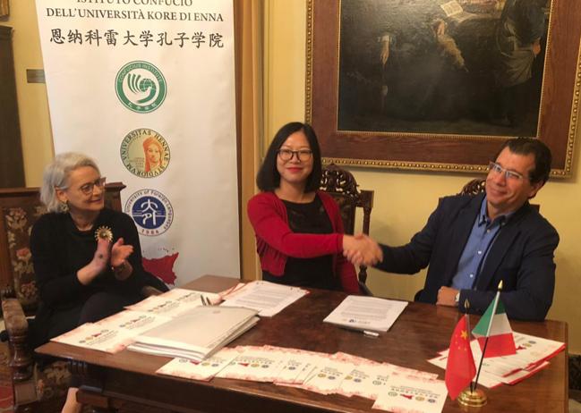 Accordi tra Università, 4 corsi di lingua cinese di livello base a Siracusa