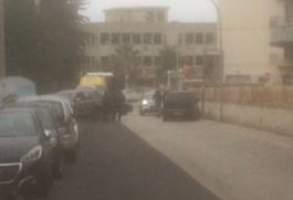 Incidente a Siracusa in via Forlanini, giovane scooterista in ospedale