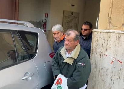Spara al vicino che aveva insultato la moglie: 65enne arrestato a Palermo