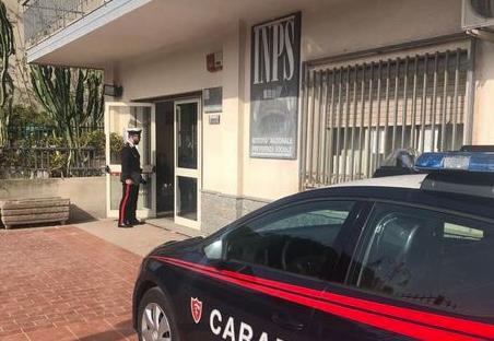Denunciati a San Luca 458 persone per una mega truffa all'Inps