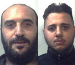 In tre assaltano furgone Sda, arrestati a San Giovanni La Punta