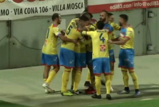 Il Catania non si esalta a Teramo: finisce 1 - 1 con gol in rimonta di Esposito