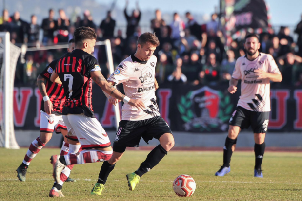 Il Palermo si fa perdonare la sconfitta nel derby: i rosanero vincono a Castrovillari