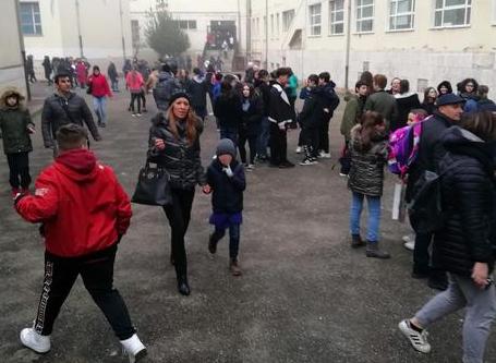 Due scosse di terremoto in provincia di Benevento: la gente scende in strada