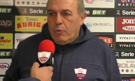 Il Trapani domani gioca a Pescara: granata arbitri del destino del tecnico Zauri