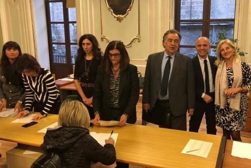 Stabilizzati 144 precari al Comune di Palermo, altri 70 da assumere