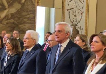 All'Ars cerimonia solenne per Piersanti Mattarella: presente il capo dello Stato