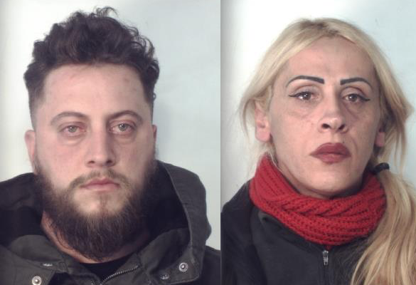 Spaccio di cocaina e marijuana: due persone agli arresti in casa a Catania
