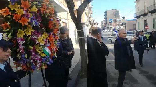 Anniversario delitto Beppe Alfano, Barcellona Pozzo di Gotto lo ricorda