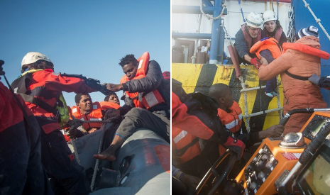 Migranti, la Sea Watch salva 119 persone: