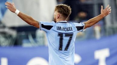 Decima vittoria della Lazio: Ciro Immobile nel finale 'castiga' il Napoli