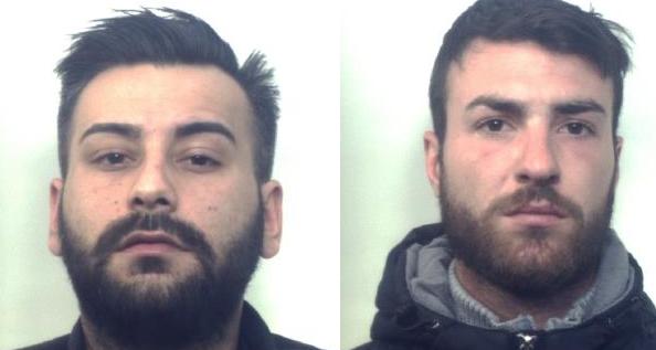 Fermati a Paternò due rapinatori 'seriali' prima di assalto a farmacia